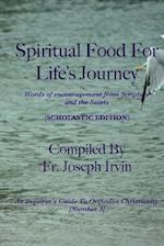 Spiritual Food for Life's Journey