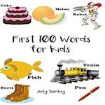 First 100 Words for Kids