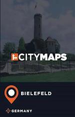 City Maps Bielefeld Germany