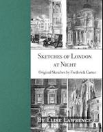 Sketches of London at Night