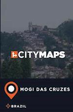 City Maps Mogi Das Cruzes Brazil