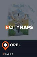 City Maps Orel Russia