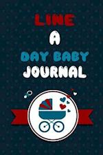 Line a Day Baby Journal