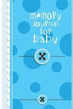 Memory Journal for Baby