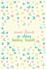 One Line a Day Baby Book