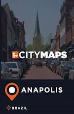 City Maps Anapolis Brazil
