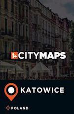 City Maps Katowice Poland