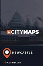 City Maps Newcastle Australia