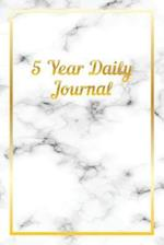 5 Year Daily Journal
