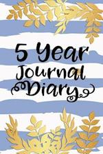 5 Year Journal Diary