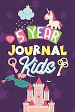 5 Year Journal Kids