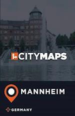 City Maps Mannheim Germany