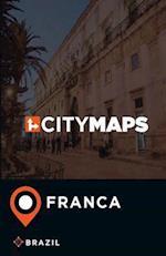 City Maps Franca Brazil