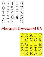Abstract Crossword 5a