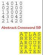 Abstract Crossword 5b