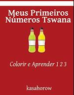 Meus Primeiros Numeros Tswana