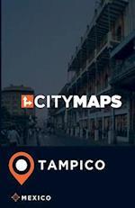 City Maps Tampico Mexico