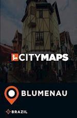 City Maps Blumenau Brazil