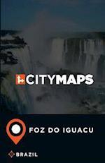 City Maps Foz Do Iguacu Brazil