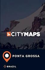 City Maps Ponta Grossa Brazil