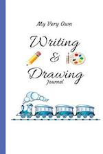 My Very Own Writing and Drawing Journal for Kids