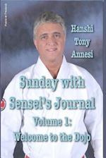 Sunday with Sensei's Journal, Volume 1
