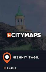 City Maps Nizhniy Tagil Russia