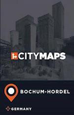 City Maps Bochum-Hordel Germany