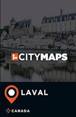 City Maps Laval Canada