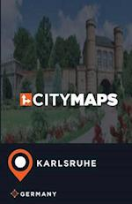 City Maps Karlsruhe Germany