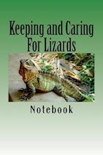 Keeping and Caring for Lizards
