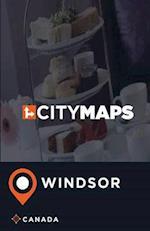 City Maps Windsor Canada