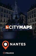 City Maps Nantes France