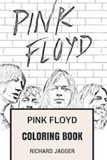 Pink Floyd Coloring Book