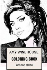 Amy Winehouse Coloring Book