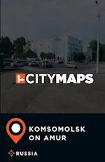 City Maps Komsomolsk-On-Amur Russia