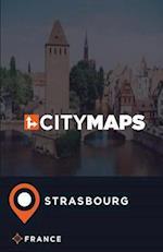 City Maps Strasbourg France