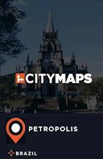 City Maps Petropolis Brazil
