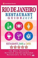 Rio de Janeiro Restaurant Guide 2018