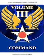 Air Force Doctrine Volume 3 Command 22 November 2016