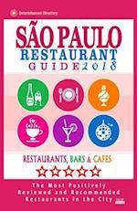 Sao Paulo Restaurant Guide 2018