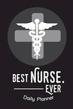 Daily Planner - Best Nurse Ever