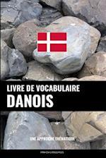 Livre de Vocabulaire Danois