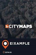 City Maps Eixample Spain