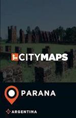 City Maps Parana Argentina