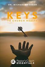 Keys to Church Health