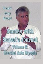 Sunday with Sensei's Journal, Volume 2