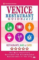 Venice Restaurant Guide 2018
