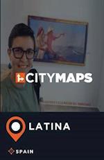 City Maps Latina Spain