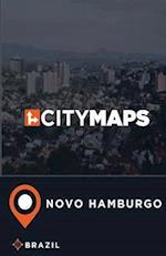 City Maps Novo Hamburgo Brazil